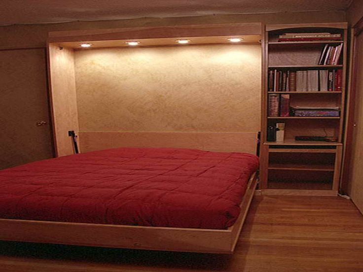 17 best ideas about full size murphy bed on pinterest diy murphy bed murphy bed plans and. Black Bedroom Furniture Sets. Home Design Ideas