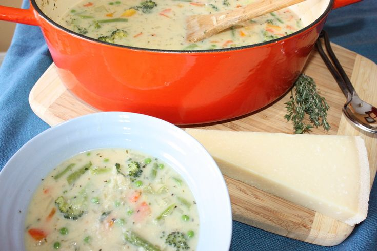 Creamy Vegetable Chowder