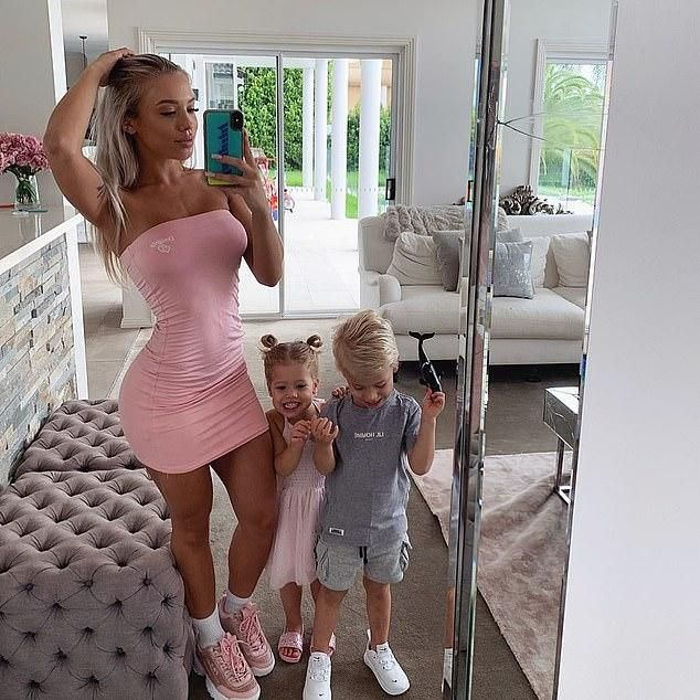 Pin On Tammy Hembrow