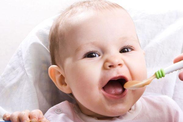 Saiba quais alimentos colocar nas papinhas do bebê!