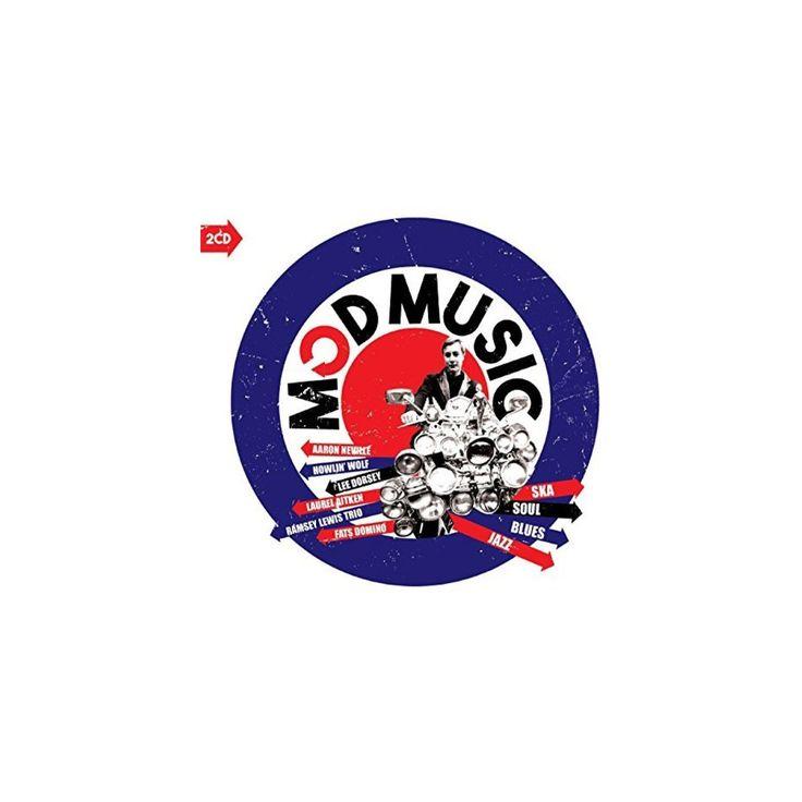 Mod Music & Ska Soul Blues & Jazz & Various - Mod Music / Ska Soul Blues & Jazz / Various (CD)