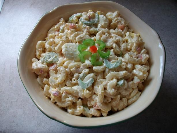 Paula deen tuna pasta salad recipe