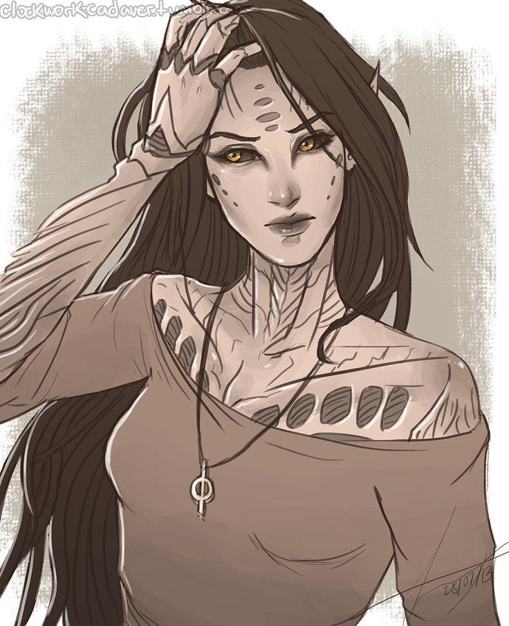 Request: Modern Glissa, the Traitor by Sonellion on DeviantArt