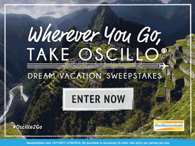 Enter to win $5000 for travel #sweepstakes ends 2/28/18