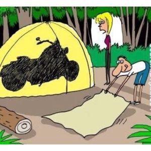 Acampamento por Janny Dangerous