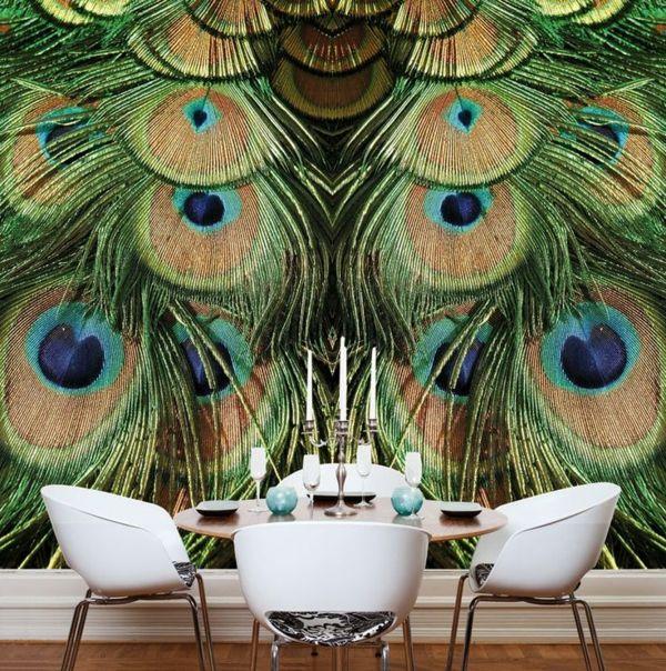 31 besten Tapette Bilder auf Pinterest Wohnideen, Tapeten und - fototapete wohnzimmer grun
