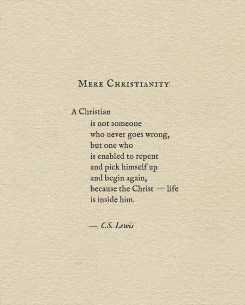 C.S. Lewis, Mere Christianity