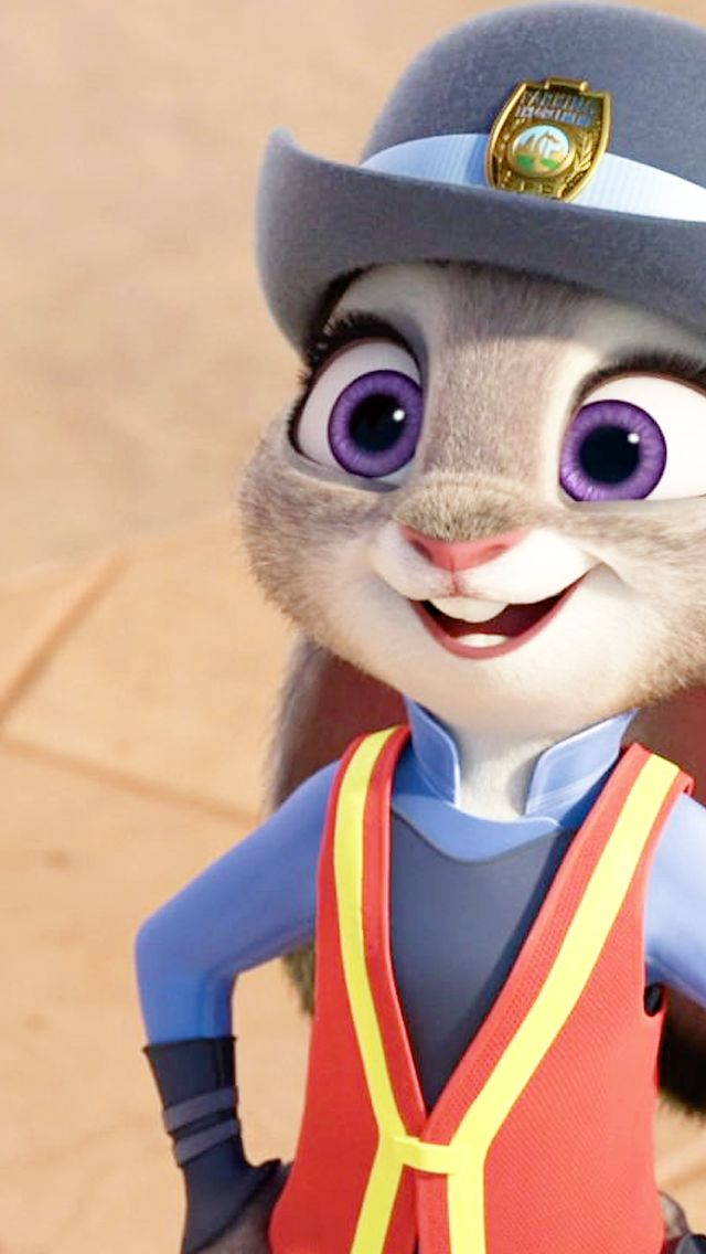 Judy Hopps :-)