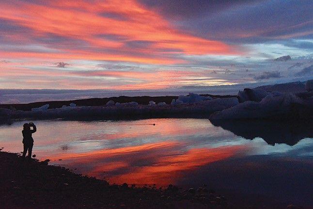 대서양의 진주, 아이슬란드