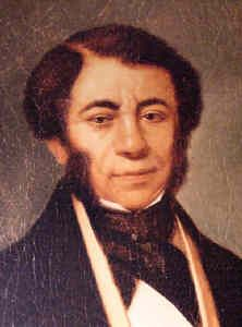 Auguste Augustin Metoyer (son of Nicholas Augustin Metoyer and Marie Agnes Poissot)