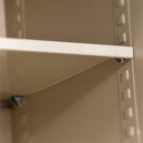 Mesa Mtlf6528 Tl 30 Fire Rated Composite Safe Adjustable Shelving Composition The Door Is Open