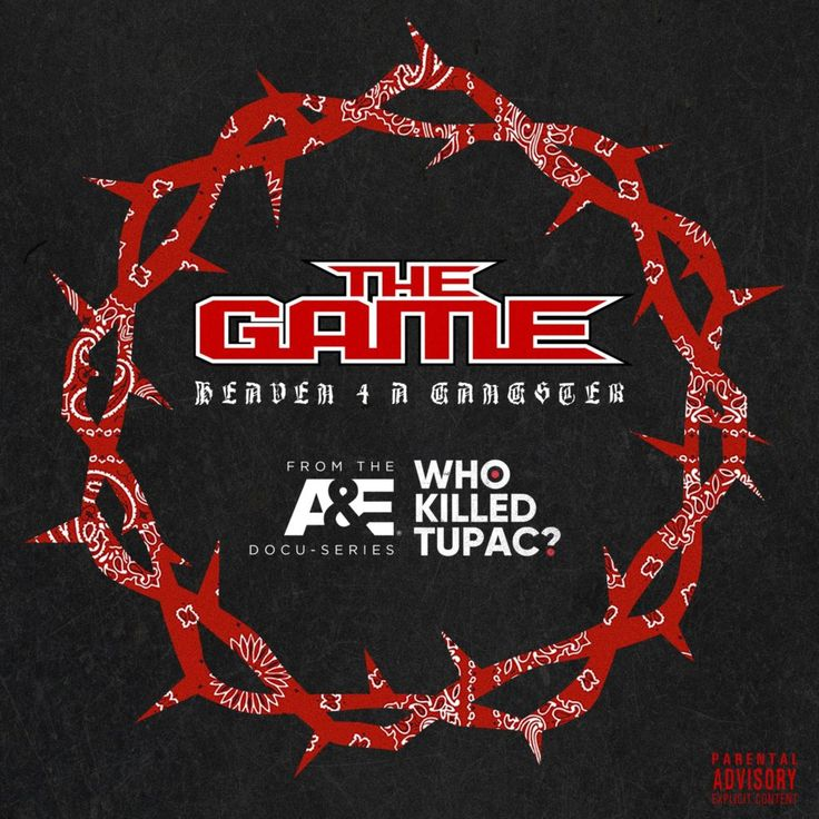"""Here's """"Heaven 4 A Gangster,"""" The Game's contribution to the upcoming A&E documentary Who Killed Tupac? Today marks 21 years since 'Pac passed away due to the injuries from his shooting in Las Vegas.    Listen below"""
