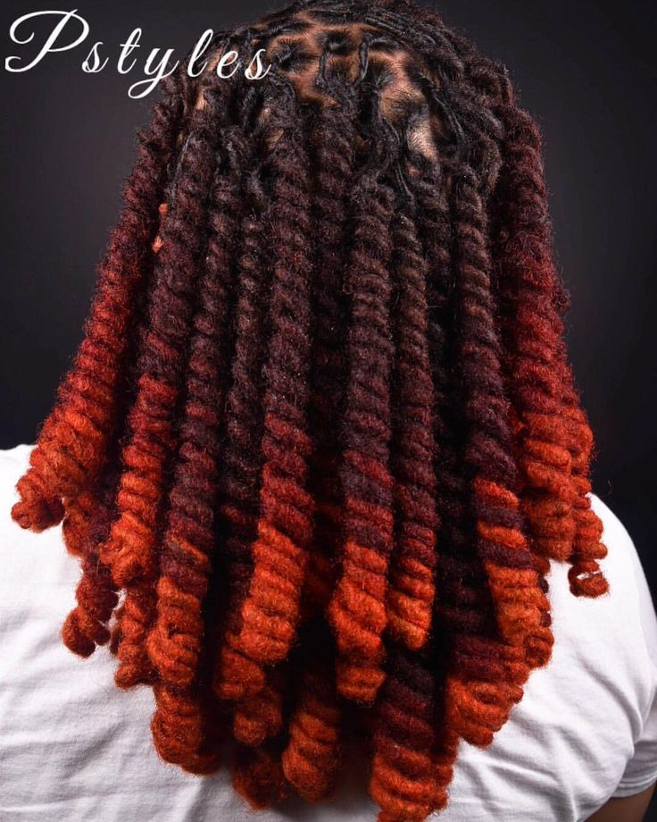"""DMV Pro. Loctician Pstyles (@pstyles3) on Instagram: """"Retwist,color , and curls by Pstyles! Products: wwwshoppstyles.com"""""""