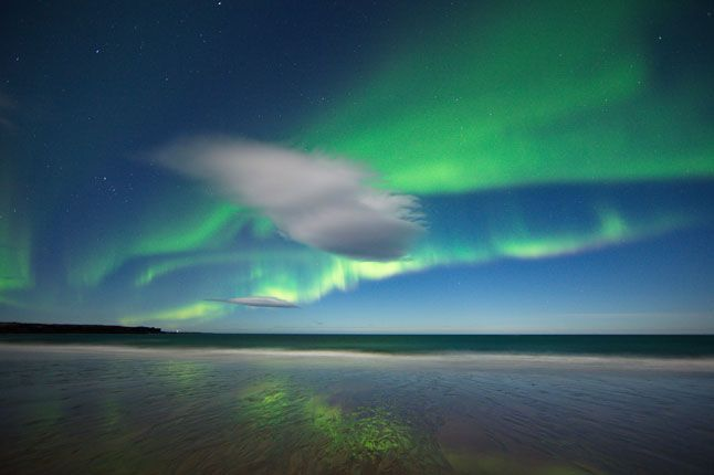 Where to see the northern lights and white nights