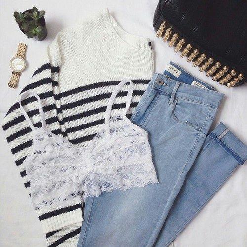 Outfits para cada día de tu vida   Moda y Tendencias