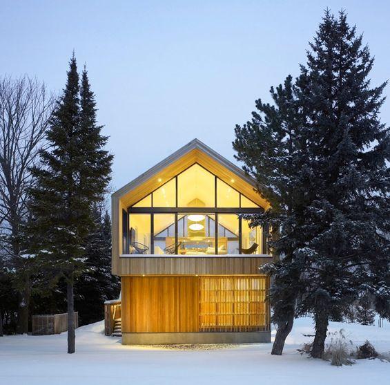 Atelier Kastelic Buffey : Maison Glissade - ArchiDesignClub by MUUUZ - Architecture & Design