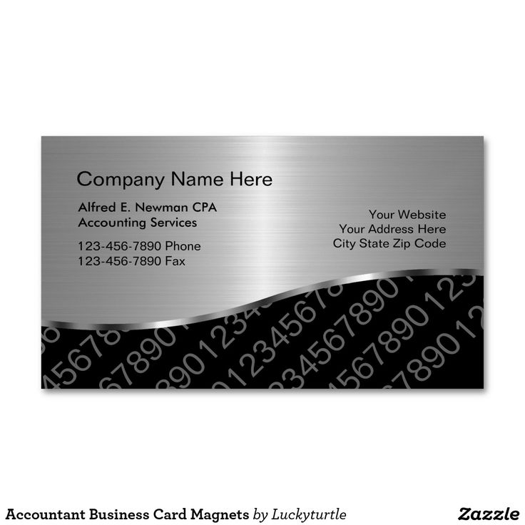 36 best Business Cards: Magnetic images on Pinterest | Magnetic ...