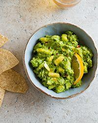 Pineapple-Orange Guacamole Recipe on Food & Wine