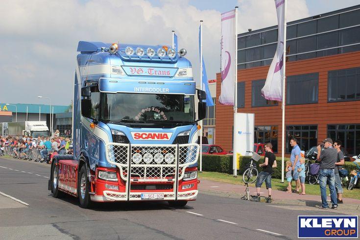 New Generation Scania R <3 !