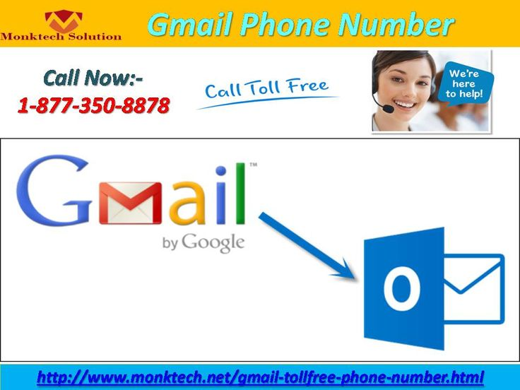Gmail toll free 18558105666 phone number with