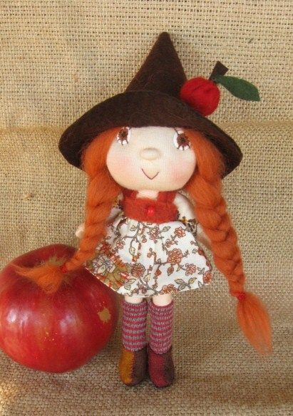 Apple elf from Trilli
