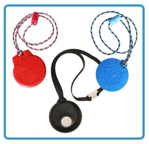 Boys Rule 3 Pack Chewable Necklaces $AVE: ONLY $32.50 (regular price $37.50) Chewable. Safe. Cool. BPA, metal and latex free! Conforms to safety standards. Breakaway lanyards