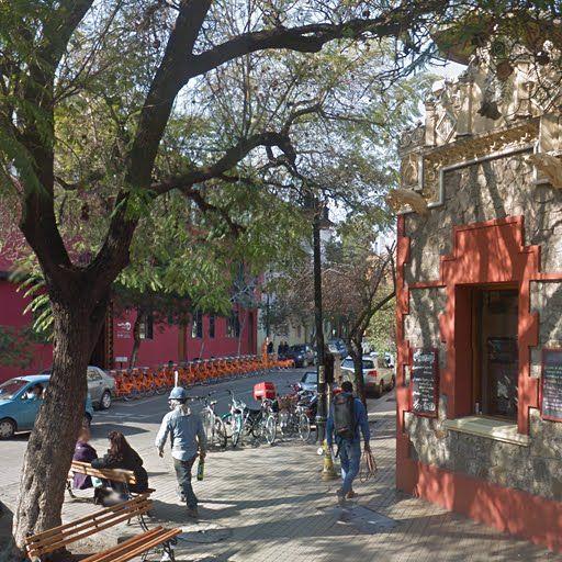 Lastarria Santiago Suite - Google Maps