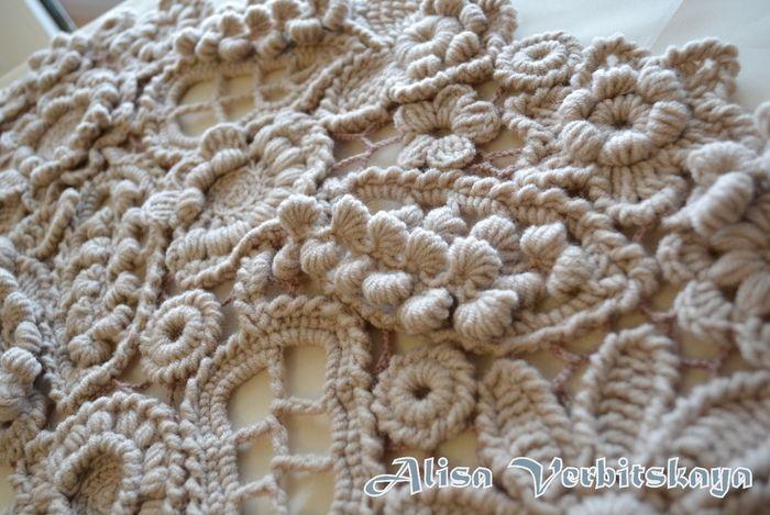 Irish Crochet : Irish crochet freeform crochet Pinterest