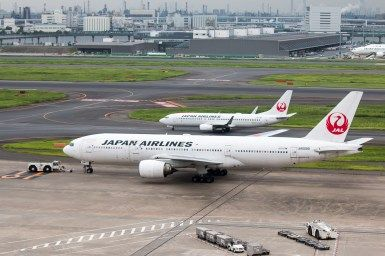 JAL Boeing 777-300 #japan #japanairlines #jal #economyclass #boeing #businessclass #lounge