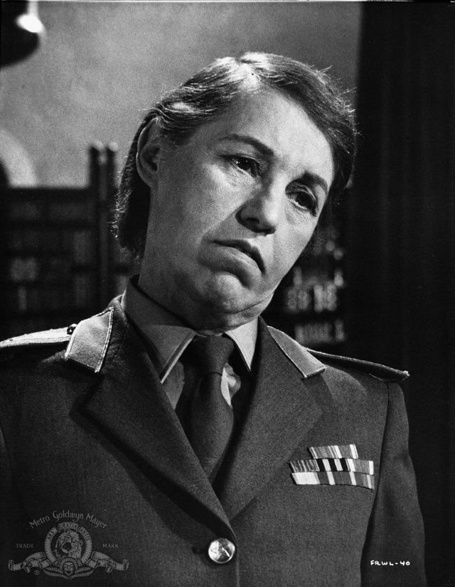 Rosa Klebb / SMERSH / SPECTRE Agent - Lotte Lenya - James Bond 007 - From Russia with Love 1963