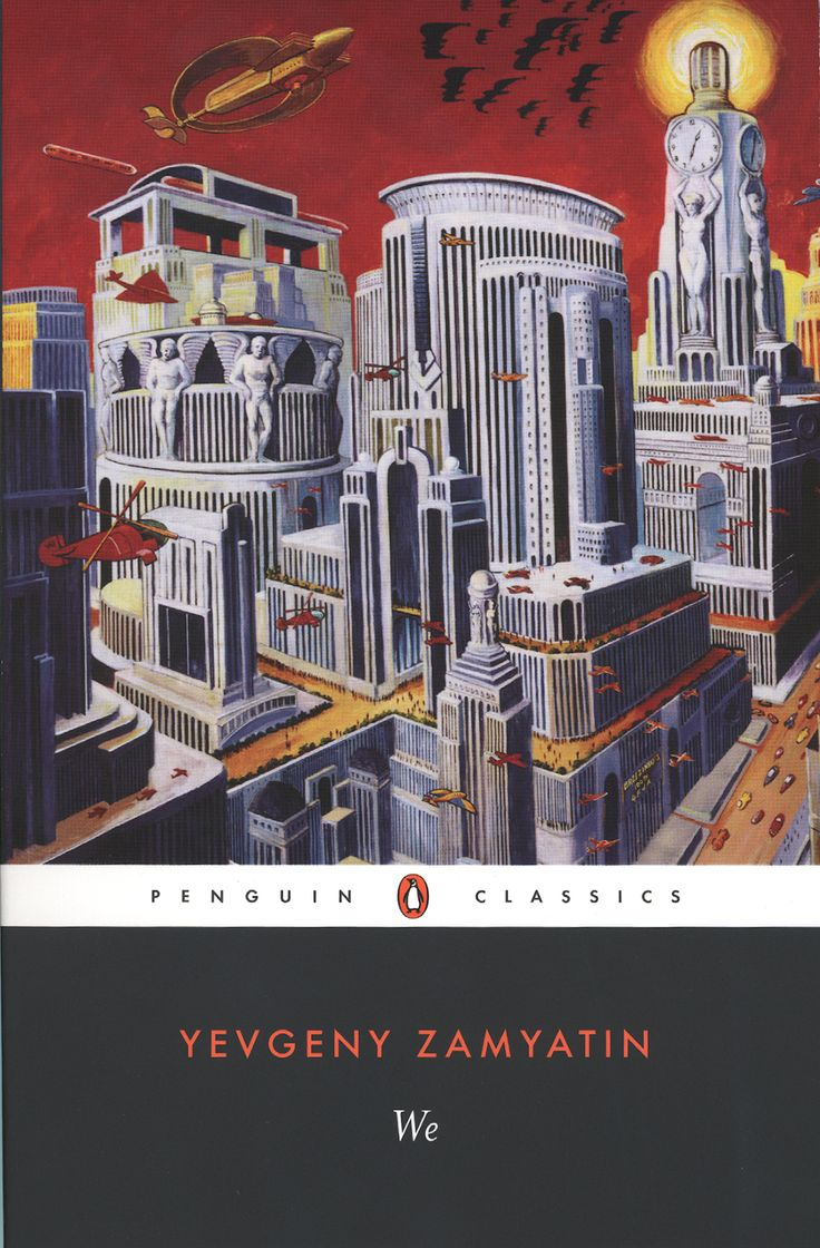 Prices (including delivery) for We by Yevgeny Zamyatin