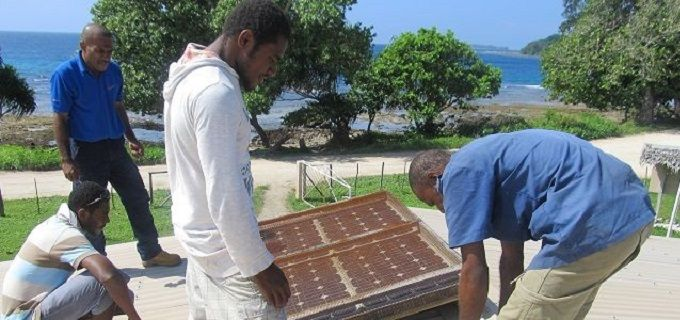 Vanuatu TVET Sector Strengthening Program   Ausaid
