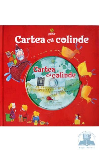 Cartea Cu Colinde + Cd