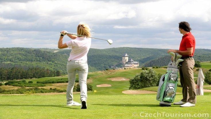 République Tchèque : découvrez une autre terre de golf