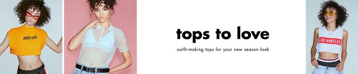 Women's Tops | Sweaters, Crop Tops, Tanks & More | Forever 21