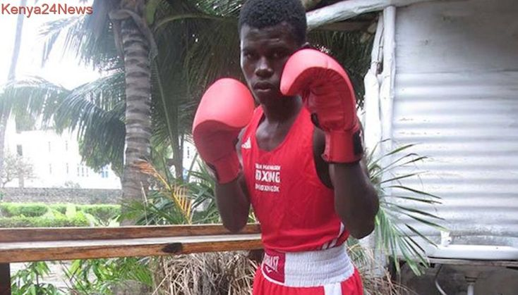 Losing boxer named in Commonwealth Games list