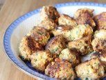 Baked Turkey Meatballs with Spinach Recipe – Home Cooking Memories