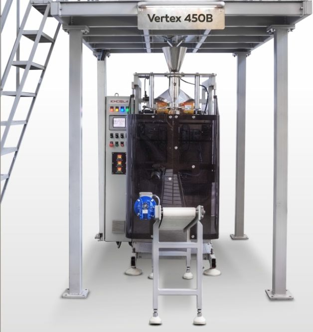 Vertical Form Fill Seal Machine - VERTEX 450B