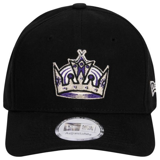 Boné New Era 940 Los Angeles Kings - Preto