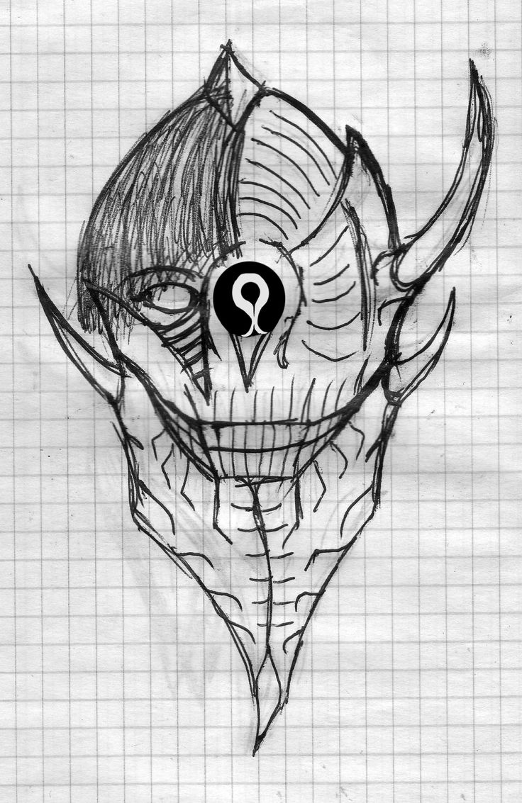 Another Kakuja Mask