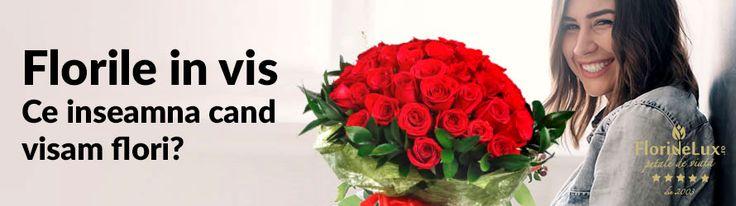 Ce inseamna cand visezi flori? Citeste pe blog semnificatiile florilor in vise:  😴🌸 http://floraria-floridelux.ro/florile-in-vis/ 😴🌸