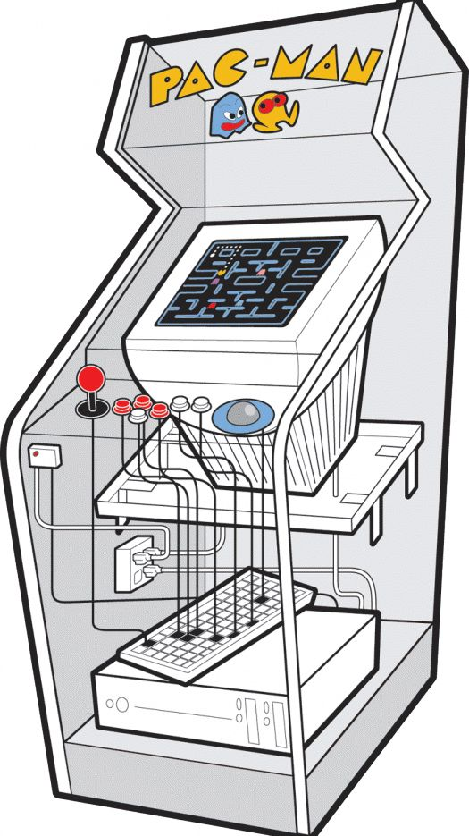 Make Your Own Arcade | Popular Science