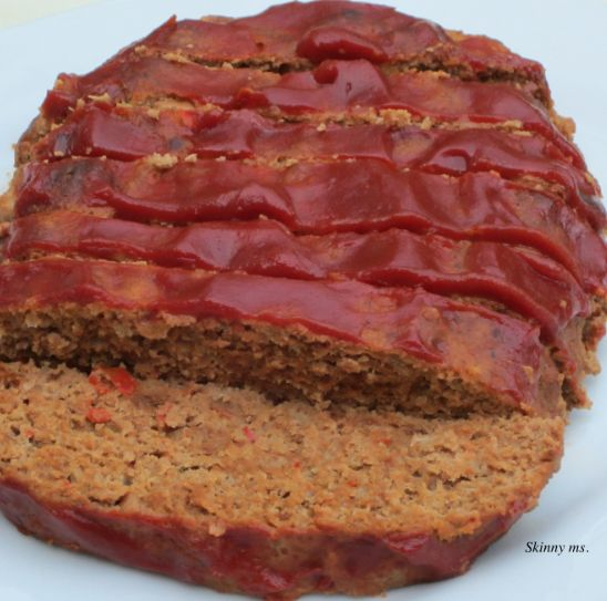 Slow-Cooker Turkey LoafSlow Cooker Turkey, Meatloaf, Skinny Ms, Crock Pots, Ground Turkey Crockpot Recipe, Slowcooker, Meat Loaf, Slow Cooking Turkey, Turkey Loaf