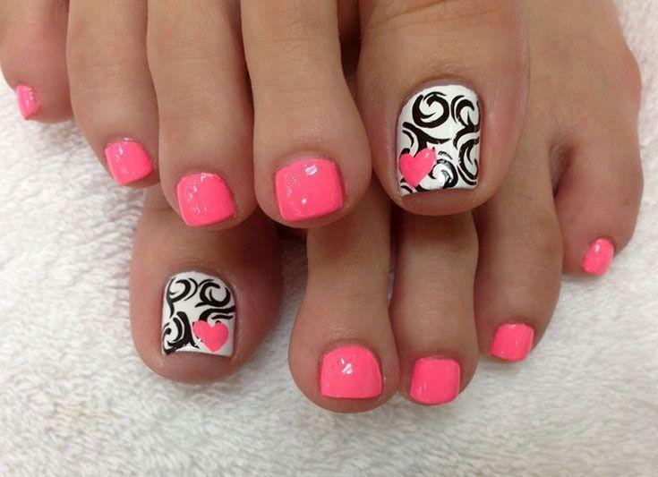 15 toe nail designs - Best 25+ Simple Toenail Designs Ideas On Pinterest Toenail Art