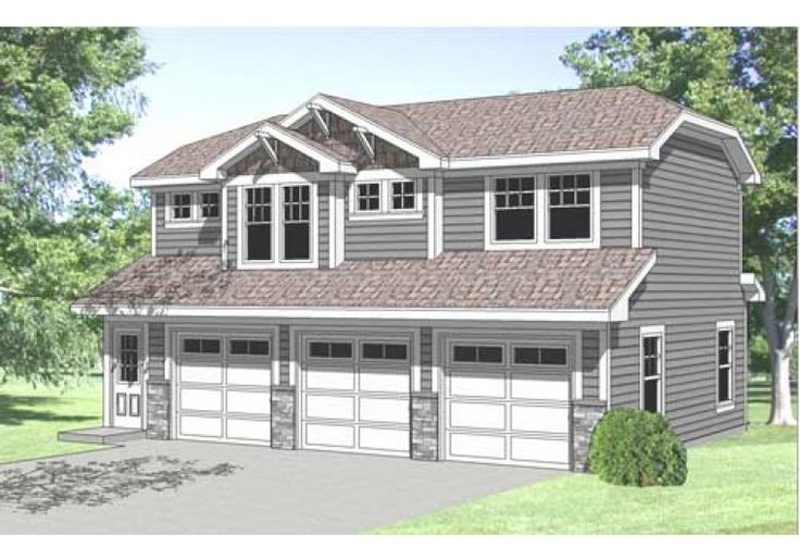 3 Car Garage Plans With Apartment Above - Latest BestApartment 2018