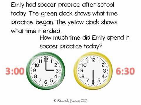 1000+ ideas about Elapsed Time on Pinterest   Math, Multiplication ...