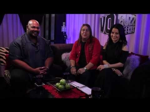 Kevin Michael Richardson VO Buzz Weekly Promo
