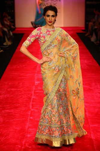 Lakmé Fashion Week Winter/Festive 2012 Bhairavi Jaikishan - Indian Wedding Site Home - Indian Wedding Site - Indian Wedding Vendors, Clothes, Invitations, and Pictures.
