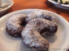 9. Adventskalendertürchen: Schokokipferl   Zuckerbäckerei