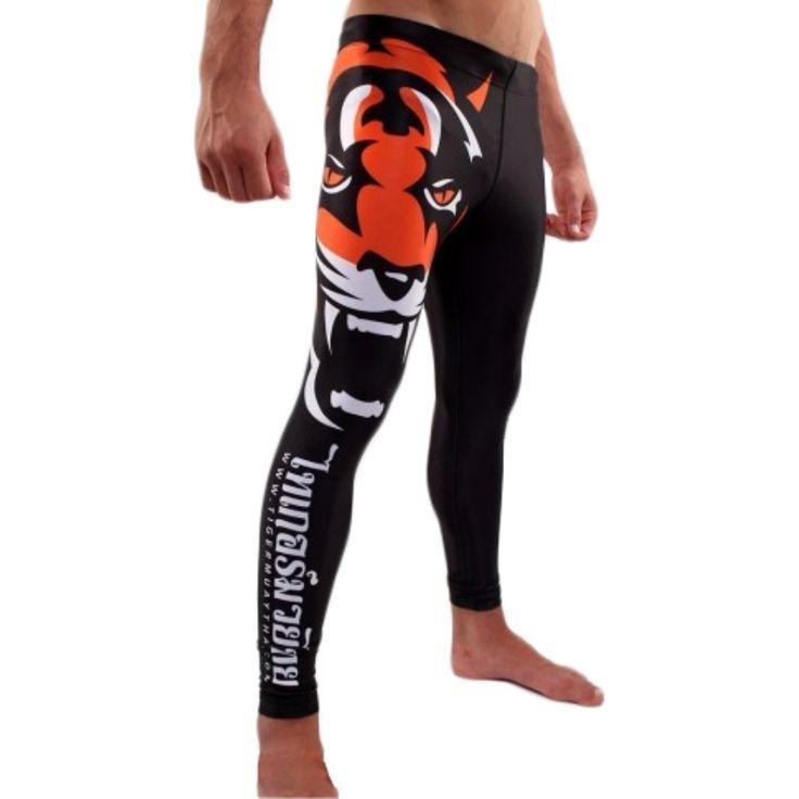 Athletic wear red pants Tiger Muay Thai boxing sport fighting shaping shorts cheap mma shorts Tiger Muay Thai boxeo Hayabusa
